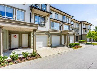 "Photo 1: 22 19505 68A Avenue in Surrey: Clayton Townhouse for sale in ""Clayton Rise"" (Cloverdale)  : MLS®# R2484937"