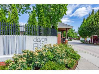 "Photo 4: 22 19505 68A Avenue in Surrey: Clayton Townhouse for sale in ""Clayton Rise"" (Cloverdale)  : MLS®# R2484937"