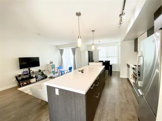 "Photo 2: 405 618 LANGSIDE Avenue in Coquitlam: Coquitlam West Townhouse for sale in ""BLOOM"" : MLS®# R2490970"