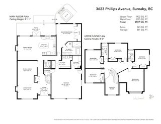 """Photo 36: 3623 PHILLIPS Avenue in Burnaby: Government Road House for sale in """"Government Road"""" (Burnaby North)  : MLS®# R2497788"""