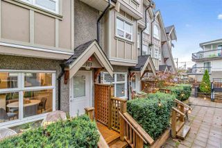 "Main Photo: 101 1672 E PENDER Street in Vancouver: Hastings Townhouse for sale in ""Pender Place"" (Vancouver East)  : MLS®# R2510224"