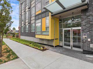 "Photo 3: 101 2889 E 1ST Avenue in Vancouver: Renfrew VE Condo for sale in ""1ST & RENFREW"" (Vancouver East)  : MLS®# R2517082"