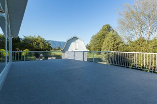 Photo 20: 19558 FENTON ROAD in PITT MEADOWS: Home for sale : MLS®# V1083507