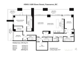 "Photo 27: 5001 1480 HOWE Street in Vancouver: Yaletown Condo for sale in ""VANCOUVER HOUSE"" (Vancouver West)  : MLS®# R2460586"