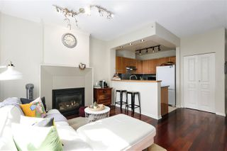 "Photo 5: 412 2268 REDBUD Lane in Vancouver: Kitsilano Condo for sale in ""Ansonia"" (Vancouver West)  : MLS®# R2493116"