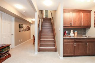 Photo 17: 50, 4001 ETON Boulevard: Sherwood Park House Half Duplex for sale : MLS®# E4216454