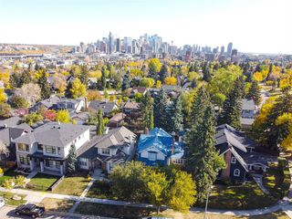 Main Photo: 1420 Scotland Street SW in Calgary: Scarboro Detached for sale : MLS®# A1039101