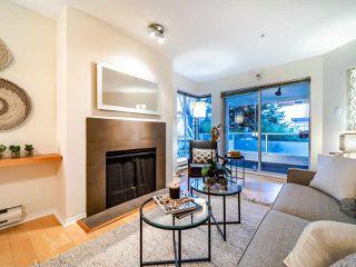 """Photo 6: 208 2175 W 3RD Avenue in Vancouver: Kitsilano Condo for sale in """"SEA BREEZE"""" (Vancouver West)  : MLS®# R2520082"""