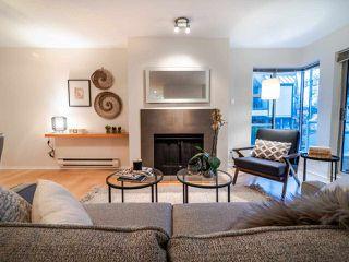 """Photo 5: 208 2175 W 3RD Avenue in Vancouver: Kitsilano Condo for sale in """"SEA BREEZE"""" (Vancouver West)  : MLS®# R2520082"""