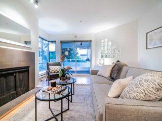 """Photo 7: 208 2175 W 3RD Avenue in Vancouver: Kitsilano Condo for sale in """"SEA BREEZE"""" (Vancouver West)  : MLS®# R2520082"""