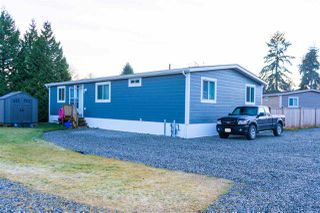 Photo 1: 135 1413 SUNSHINE COAST Highway in Gibsons: Gibsons & Area Manufactured Home for sale (Sunshine Coast)  : MLS®# R2527714