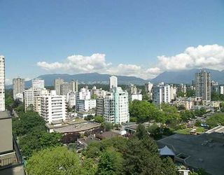 Photo 1: 1403 1740 COMOX ST in Vancouver: West End VW Condo for sale (Vancouver West)  : MLS®# V596138