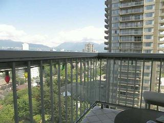 Photo 7: 1403 1740 COMOX ST in Vancouver: West End VW Condo for sale (Vancouver West)  : MLS®# V596138