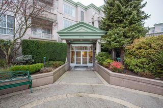 "Photo 1: 313 8775 JONES Road in Richmond: Brighouse South Condo for sale in ""REGENTS GATE"" : MLS®# R2426970"