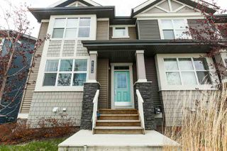 Photo 1: 6142 ROSENTHAL Way in Edmonton: Zone 58 Attached Home for sale : MLS®# E4188835