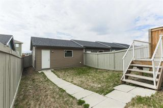 Photo 29: 6142 ROSENTHAL Way in Edmonton: Zone 58 Attached Home for sale : MLS®# E4188835