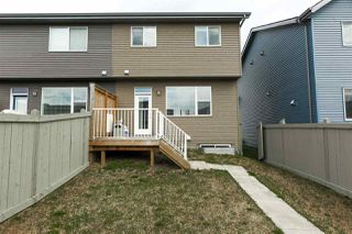 Photo 30: 6142 ROSENTHAL Way in Edmonton: Zone 58 Attached Home for sale : MLS®# E4188835