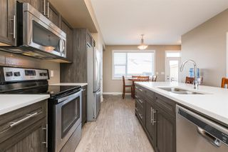 Photo 10: 6142 ROSENTHAL Way in Edmonton: Zone 58 Attached Home for sale : MLS®# E4188835