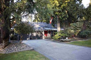 "Main Photo: 7037 WOODCREST Place in Delta: Sunshine Hills Woods House for sale in ""Sunshine Hills"" (N. Delta)  : MLS®# R2452565"