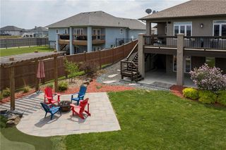 Photo 35: 50 Claremont Drive in Niverville: Fifth Avenue Estates Residential for sale (R07)  : MLS®# 202013767