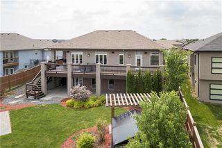 Photo 33: 50 Claremont Drive in Niverville: Fifth Avenue Estates Residential for sale (R07)  : MLS®# 202013767