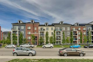 Photo 1: 6303 755 Copperpond Boulevard SE in Calgary: Copperfield Apartment for sale : MLS®# A1053857