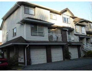 "Photo 1: 58 2450 LOBB AV in Port Coquiltam: Mary Hill Townhouse for sale in ""SOUTHSIDE"" (Port Coquitlam)  : MLS®# V540701"
