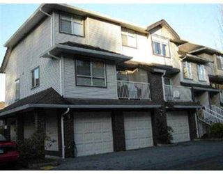 "Photo 2: 58 2450 LOBB AV in Port Coquiltam: Mary Hill Townhouse for sale in ""SOUTHSIDE"" (Port Coquitlam)  : MLS®# V540701"