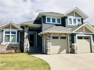 Photo 1: 77 Lalor Drive in Red Deer: Laredo Residential for sale : MLS®# CA0177183