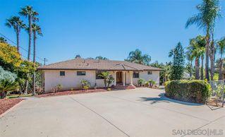 Photo 1: EL CAJON House for sale : 4 bedrooms : 1453 Chase Lane