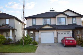 Main Photo:  in Edmonton: Zone 14 House Half Duplex for sale : MLS®# E4176793