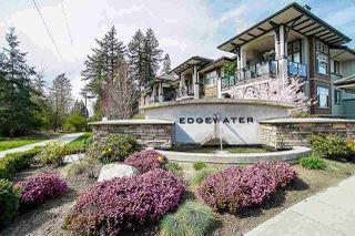 "Photo 1: 302 15195 36 Avenue in Surrey: Morgan Creek Condo for sale in ""EDGEWATER"" (South Surrey White Rock)  : MLS®# R2417496"