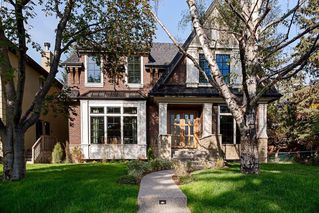 Main Photo: 2305 MORRISON Street SW in Calgary: Upper Mount Royal Detached for sale : MLS®# C4279927