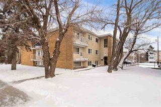 Photo 1: 202 11831 106 Street in Edmonton: Zone 08 Condo for sale : MLS®# E4185133