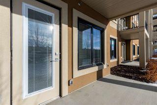 Photo 35: 112 1031 173 Street in Edmonton: Zone 56 Condo for sale : MLS®# E4186625