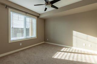 Photo 22: 112 1031 173 Street in Edmonton: Zone 56 Condo for sale : MLS®# E4186625