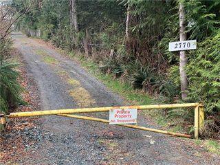 Photo 1: 2740 Phillips Road in SOOKE: Sk Phillips North Land for sale (Sooke)  : MLS®# 423893