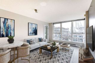 "Photo 2: 1107 939 EXPO Boulevard in Vancouver: Yaletown Condo for sale in ""MAX II"" (Vancouver West)  : MLS®# R2456748"