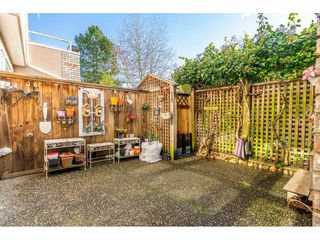 """Photo 17: 149 15550 26 Avenue in Surrey: King George Corridor Townhouse for sale in """"SUNNYSIDE GATE"""" (South Surrey White Rock)  : MLS®# R2460226"""