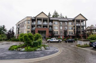 "Photo 1: 411 2855 156 Street in Surrey: Grandview Surrey Condo for sale in ""THE HEIGHTS"" (South Surrey White Rock)  : MLS®# R2466469"