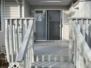 Photo 31: 12 1904 MILL_WOODS Road in Edmonton: Zone 29 House Half Duplex for sale : MLS®# E4205870