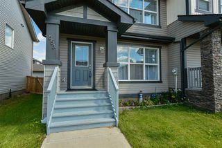 Photo 38: 853 CRYSTALLINA NERA Way in Edmonton: Zone 28 Attached Home for sale : MLS®# E4210040