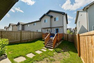 Photo 36: 853 CRYSTALLINA NERA Way in Edmonton: Zone 28 Attached Home for sale : MLS®# E4210040