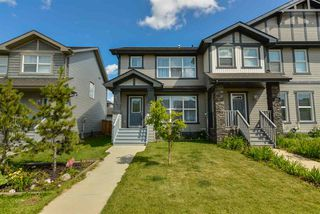 Photo 39: 853 CRYSTALLINA NERA Way in Edmonton: Zone 28 Attached Home for sale : MLS®# E4210040