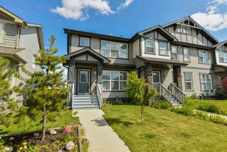 Photo 2: 853 CRYSTALLINA NERA Way in Edmonton: Zone 28 Attached Home for sale : MLS®# E4210040
