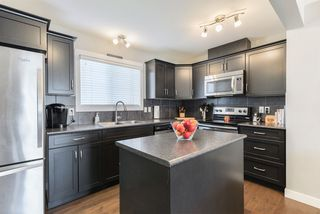 Photo 1: 853 CRYSTALLINA NERA Way in Edmonton: Zone 28 Attached Home for sale : MLS®# E4210040