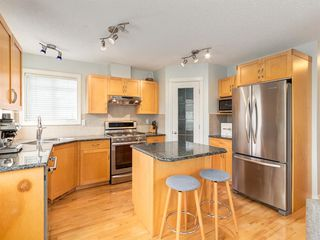 Photo 5: 927 WENTWORTH Rise SW in Calgary: West Springs Semi Detached for sale : MLS®# A1031221
