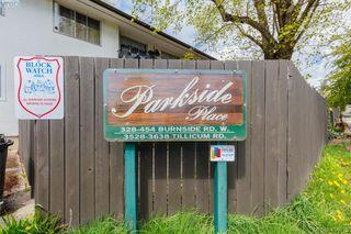 Photo 2: 330 W Burnside Rd in VICTORIA: SW Tillicum Condo for sale (Saanich West)  : MLS®# 822178