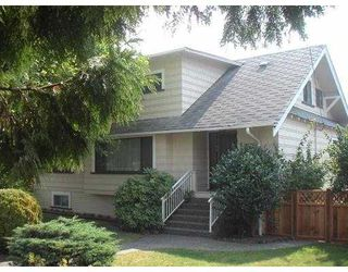 Photo 1: 1188 PARK DR in Vancouver: Marpole House for sale (Vancouver West)  : MLS®# V557301