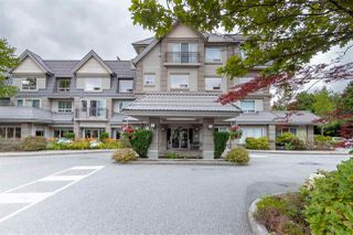 "Photo 1: 115 8888 202 Street in Langley: Walnut Grove Condo for sale in ""Chartwell Langley Gardens"" : MLS®# R2406597"